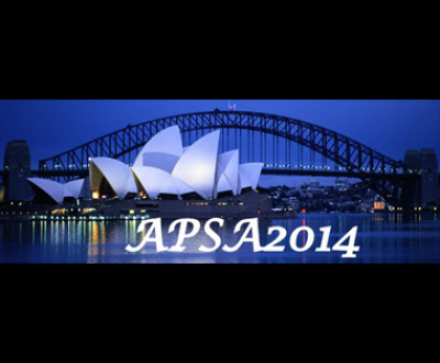 Appel à communication: Australian Political Studies Association (APSA)
