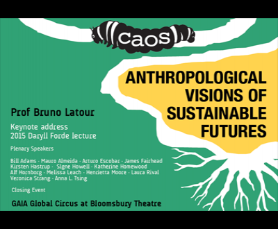 Anthropological Visions of Sustainable Futures