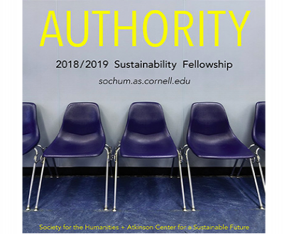 Sustainability Fellowship at Society for the Humanities, Cornell University