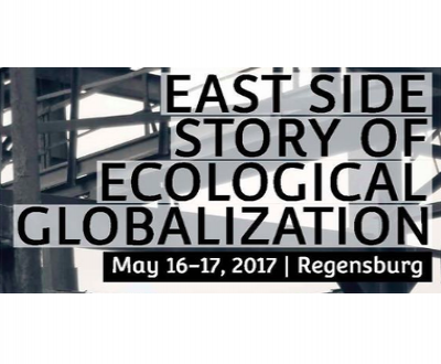 Colloque « East Side Story of Ecological Globalization »
