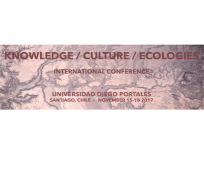 International Conference - Knowledge / Culture / Ecologies
